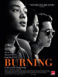 Affiche de Burning