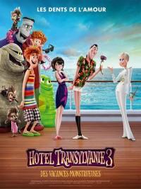 Affiche de Hôtel Transylvanie 3 : Des vacances monstrueuses