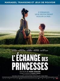 Affiche de L'Echange des princesses
