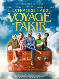 Affiche de L'Extraordinaire voyage du Fakir