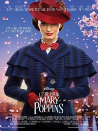 Affiche de Le Retour de Mary Poppins