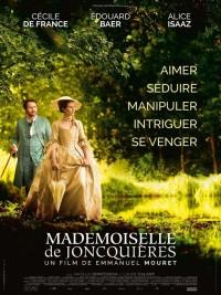 Affiche de Mademoiselle de Joncquières