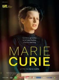Affiche de Marie Curie