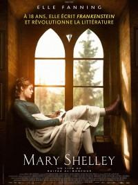 Affiche de Mary Shelley