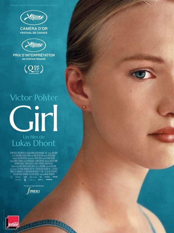 Affiche de Girl