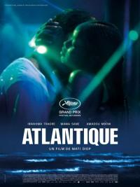Affiche de Atlantique
