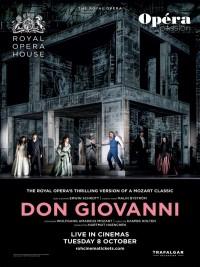 Affiche de Don Giovanni (Royal Opera House)
