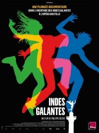 Affiche de Indes galantes