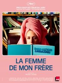 Affiche de La Femme De Mon Frère