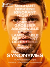 Affiche de Synonymes