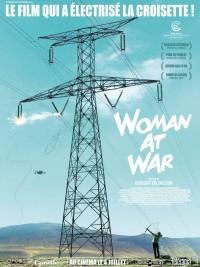 Affiche de Woman at War