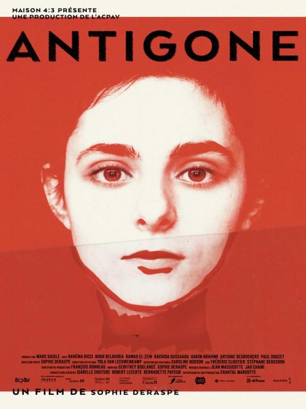 Affiche de Antigone