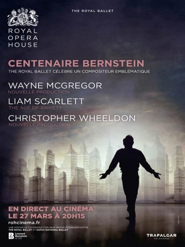 Affiche de Centenaire de Bernstein