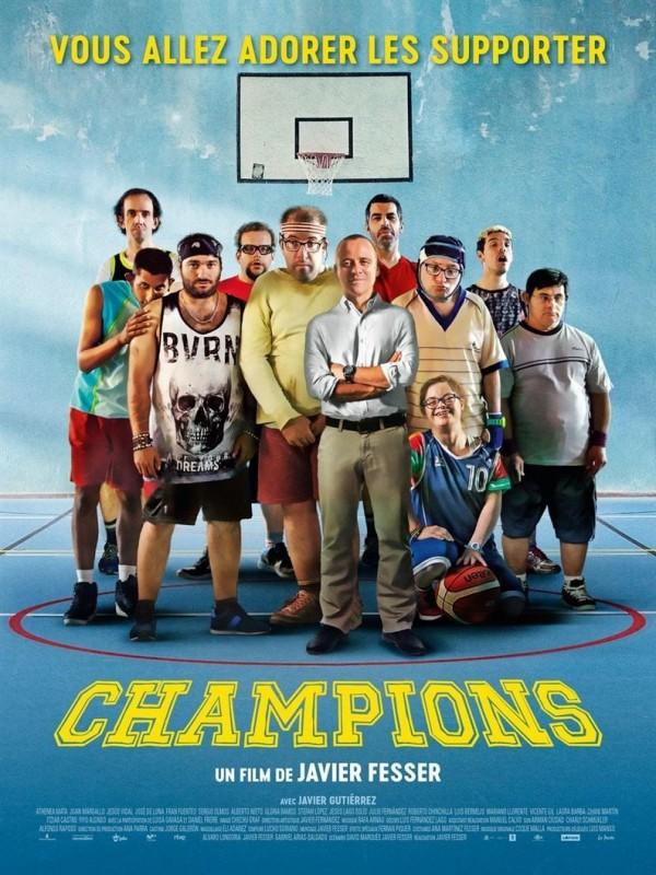 Affiche de Champions