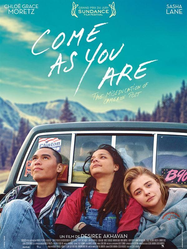 Affiche de Come as you are
