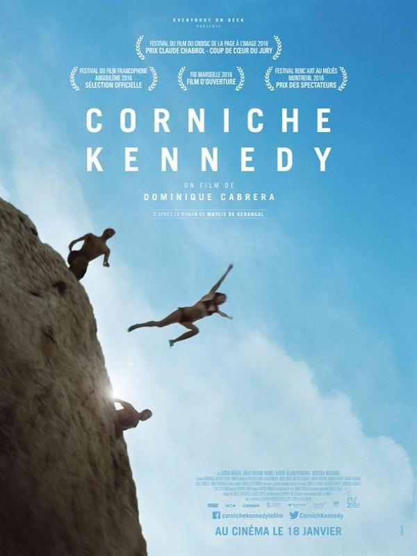 Affiche de Corniche Kennedy