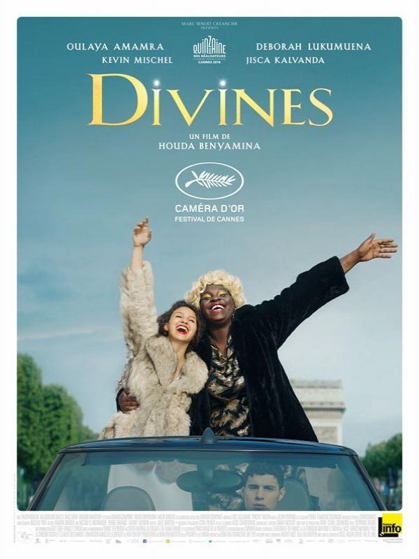 Affiche de Divines