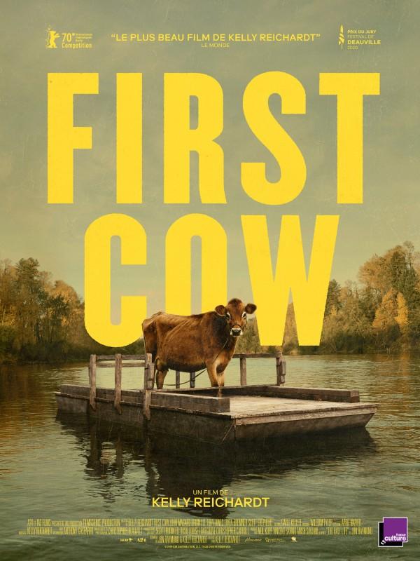Affiche de First Cow