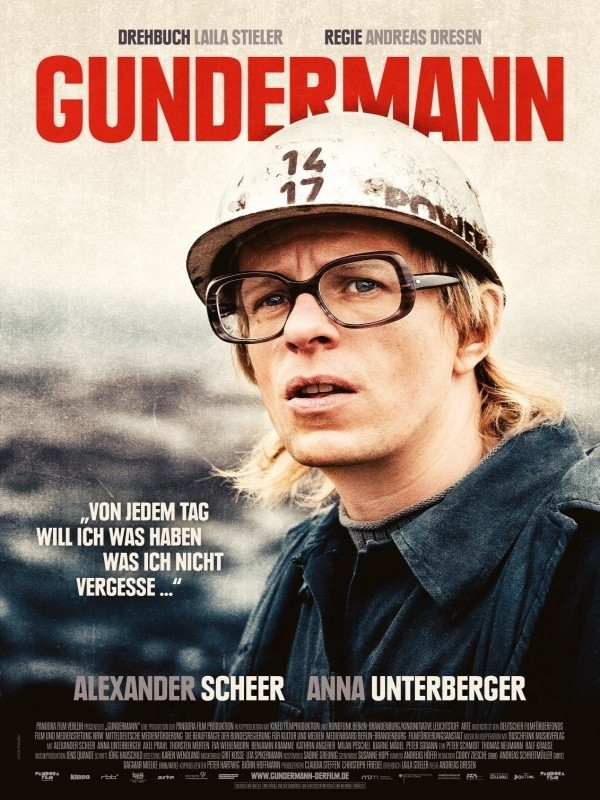 Affiche de Gundermann
