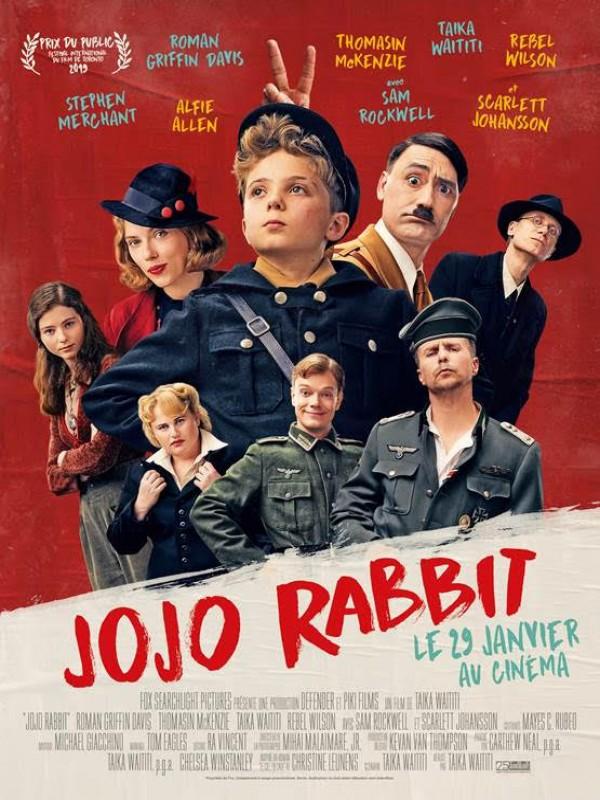 Affiche de Jojo Rabbit