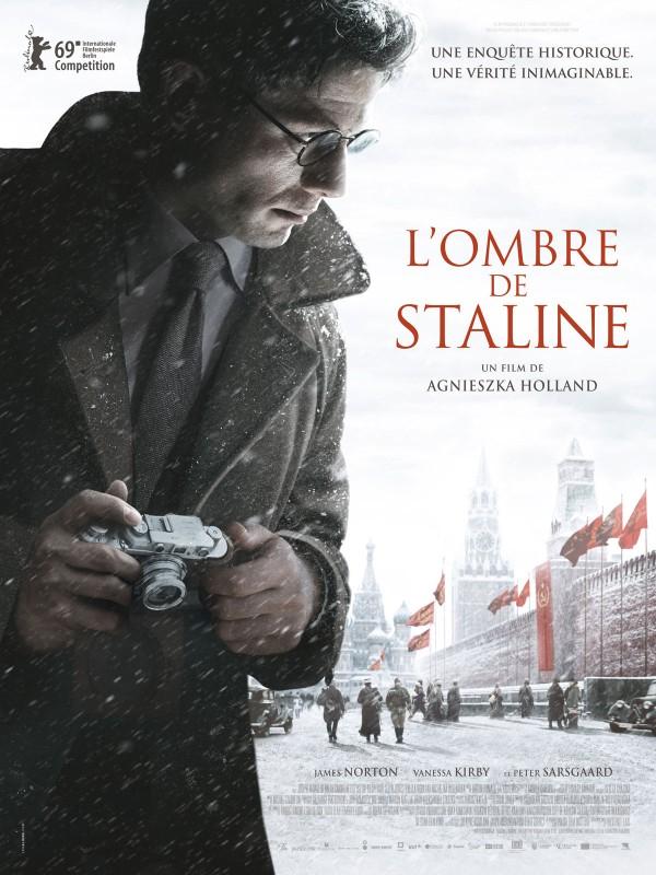 Affiche de L'Ombre de Staline