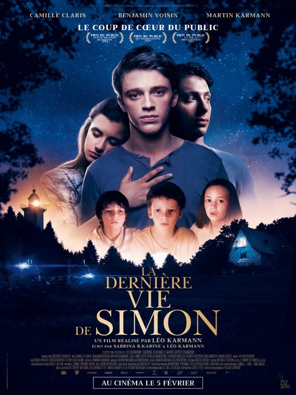 Affiche de La Dernière Vie de Simon