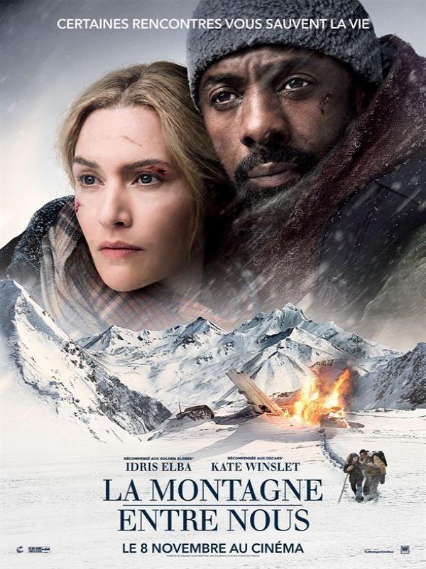 Affiche de La Montagne entre nous