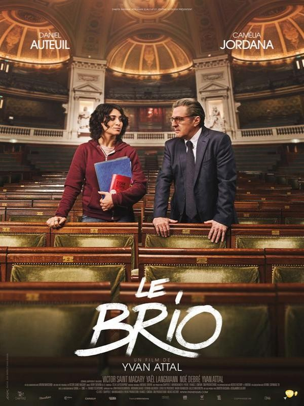 Affiche de Le Brio