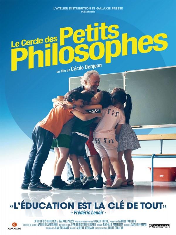 Affiche de Le Cercle des petits philosophes