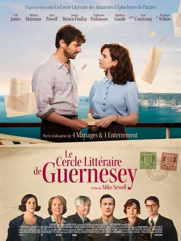 Affiche de Le Cercle littéraire de Guernesey