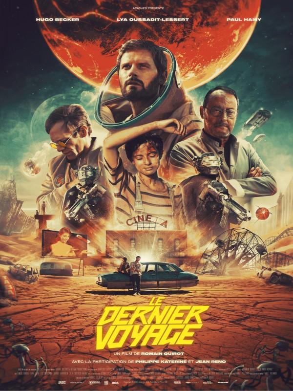 Affiche de Le Dernier voyage
