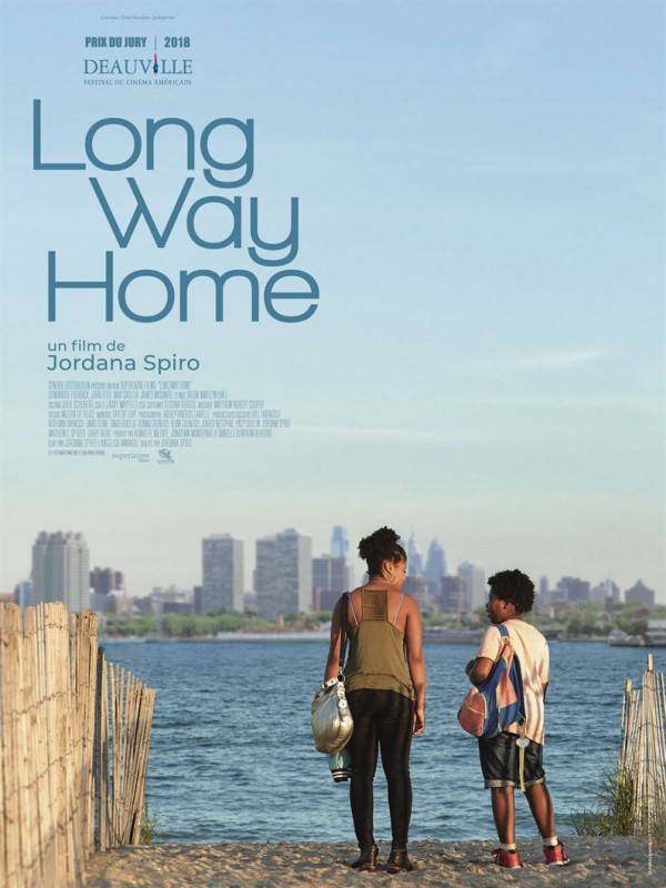 Affiche de Long Way Home