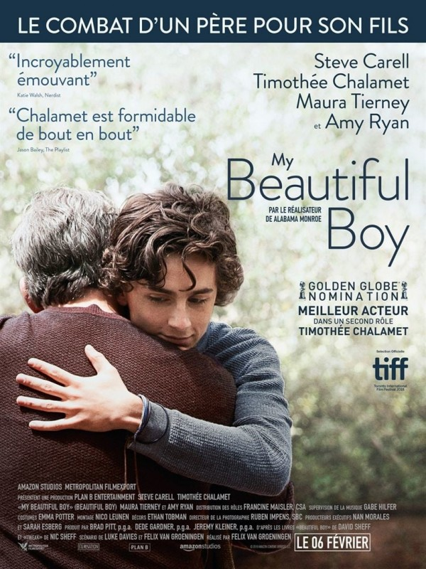 Affiche de My Beautiful Boy