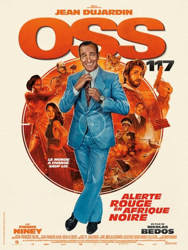 Affiche de OSS 117: Alerte rouge en Afrique noire