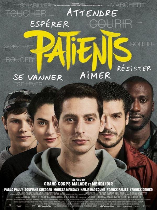 Affiche de Patients