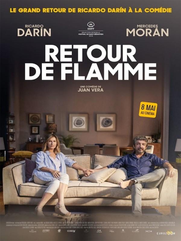 Affiche de Retour de flamme