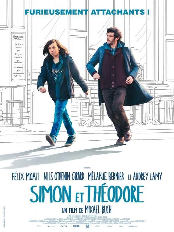 Affiche de Simon et Théodore