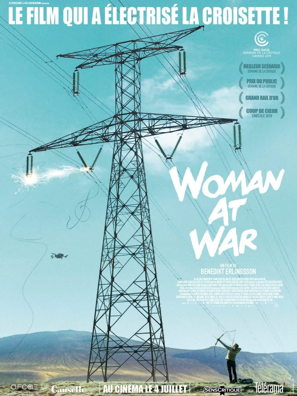 Affiche de Woman at War